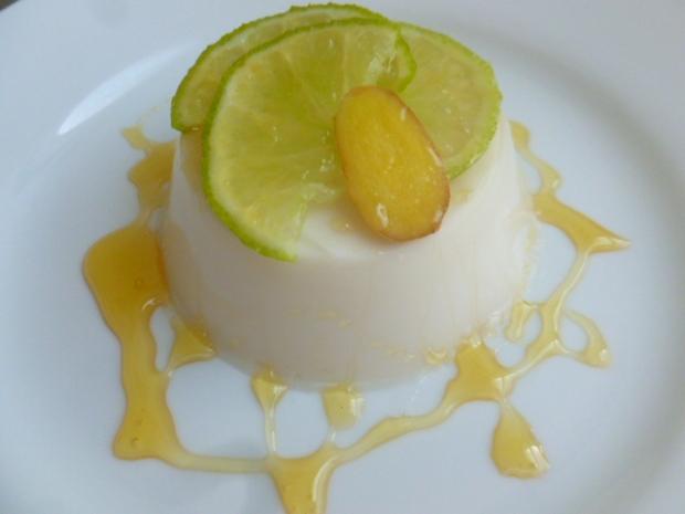 Coconut Milk Panna Cotta Ronit Penso
