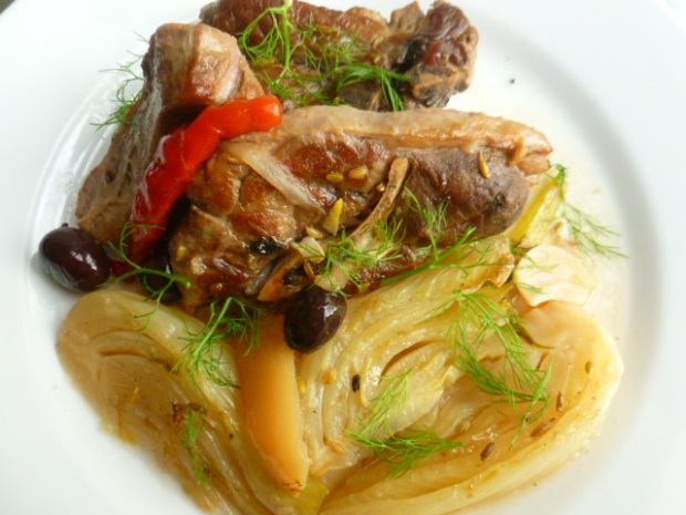 Lamb and Fennel Stew Ronit Penso