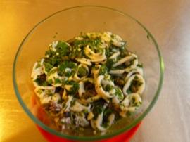 Calamari Salad Ronit Penso