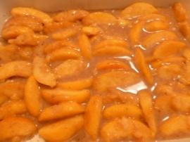 Peach, Walnuts and Cinnamon Crisp Ronit Penso