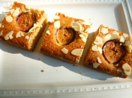 Figs and Almonds Cake Ronit Penso