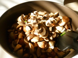 Israeli Couscous with Mushrooms Ronit Penso