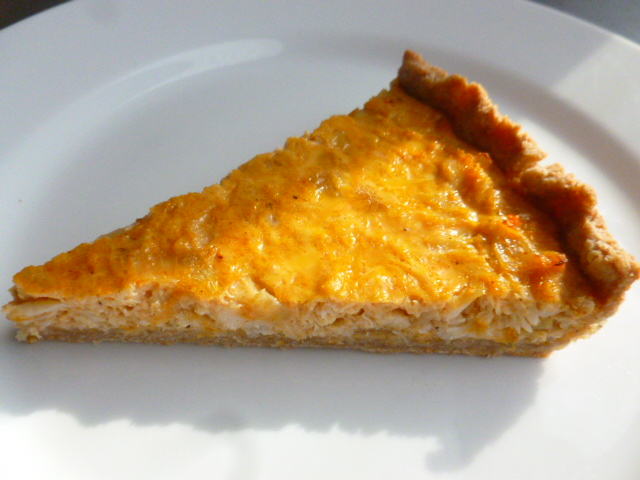 Crab and Onion Tart Ronit Penso