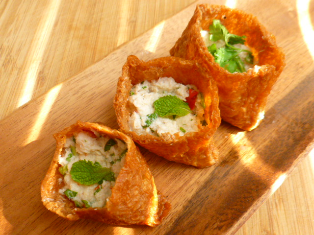 Crab Salad Appetizer Ronit Penso