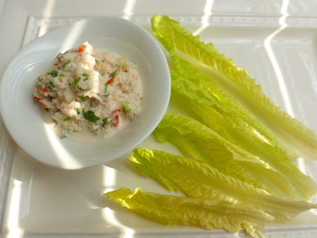 Crab Salad Appetizer Ronit Penso