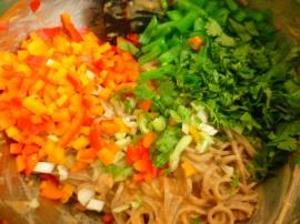 Soba Noodles Peanut Salad Ronit Penso