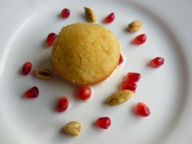Ronit Penso Almond and Semolina Mini Cakes