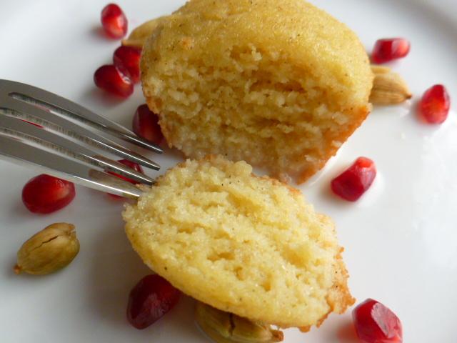 Ronit Penso Almond and Semolina Mini Cakes