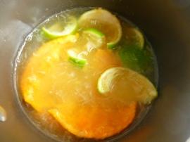 Citrus Sponge Cake Ronit Penso