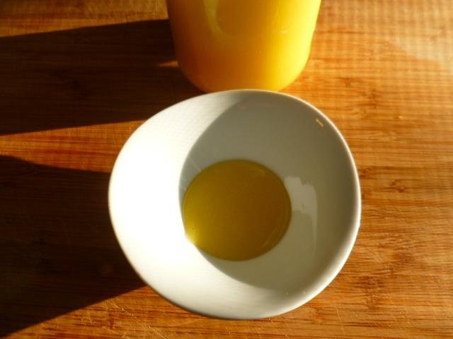 Meyer Lemon Curd Ronit Penso